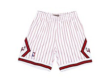Chicago Bulls Men's Reload Collection Swingman Shorts