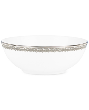 Lenox Lace Couture Bowl