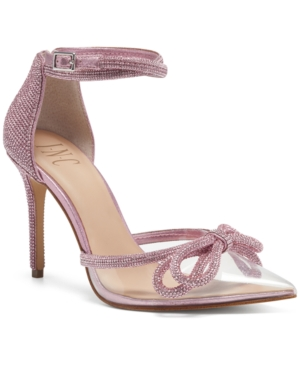 Inc International Concepts INC WOMEN'S LIDANI POINTED-TOE CLEAR VINYL PUMPS, CREATED FOR MACY'S WOMEN'S SHOES