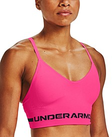 Women's UA Seamless Cross-Back Low-Impact Sports Bra
