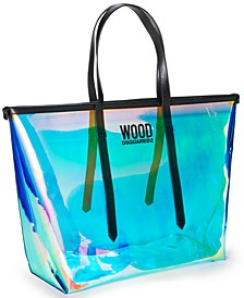 Receive a Free DSquared2 Tote Bag with any large spray purchase from the DSquared2 Women's fragrance collection