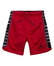 Little Boys Tape Baller Shorts