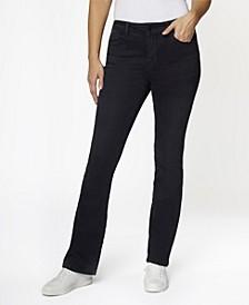 Juniors' 5 Pocket High Rise Slim Boot Jeans