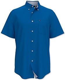 Men's Maxwell Classic-Fit Short-Sleeve Shirt
