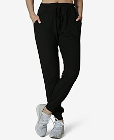 Juniors' Ikeddi Ribbed Joggers