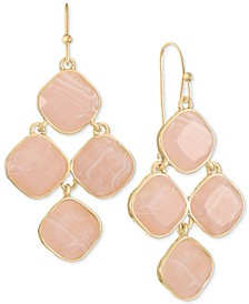 Chandelier Stone Drop Earrings, Created for Macy's