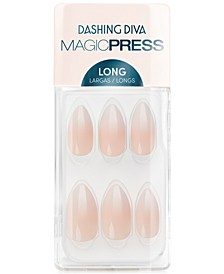 MAGICPRESS Press-On Gel Nails - Barely Bougie