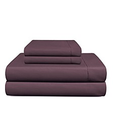 Cooling Planet Anti-Microbial 410 Thread Count 4-Piece Sheet Set, Queen