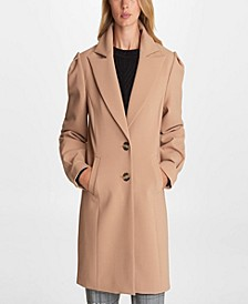 Women's Puff Sleeve Topper Jacket