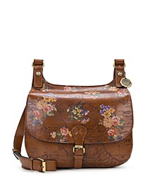 London Saddle Bag