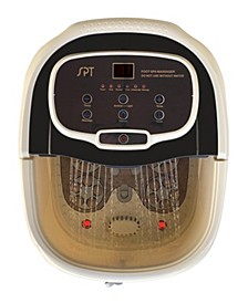 Foot Spa Bath Massager with Motorized rollers