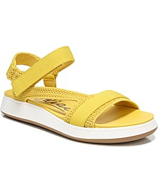 Cloe Flatform Sport Sandals