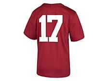 Alabama Crimson Tide Toddler Replica Football Game Jersey