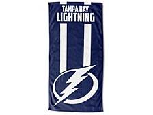 Tampa Bay Lightning 30 x 60 720 Beach Towel