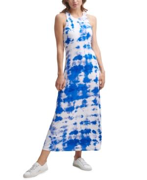 Calvin Klein Maxi dresses TIE-DYED MAXI DRESS