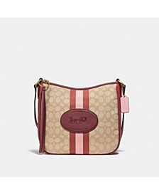 Chaise Signature Jacquard Crossbody