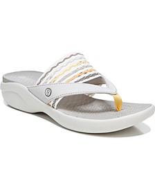 Cabana Washable Thong Sandals