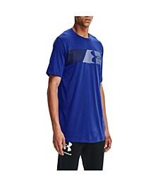 Men's Fast Left Chest Short Sleeve T-Shirt