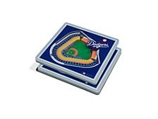 Los Angeles Dodgers 3D StadiumViews Coaster