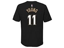 Youth Atlanta Hawks City Edition Player T-Shirt - Trae Young