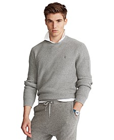 Men's Cotton Crewneck Sweater