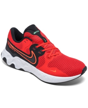 Nike Activewears MEN'S RENEW RIDE RUNNING SNEAKERS FROM FINISH LINE