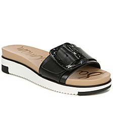 Women's Ariane Buckle Sport Slides