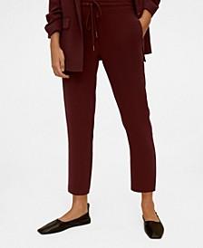 Women's Straight Suit Pants