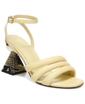 Women's Bobbie Architectural-Heel Dress Sandals Women's Shoes