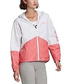 Women's Essentials Windbreaker Jacket