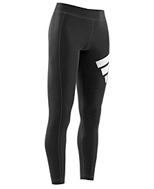 Women's 3-Bar Logo Tights