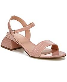 Women's Irina Architectural Block-Heel Dress Sandals