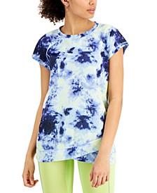 Tie-Dye Short-Sleeve T-Shirt, Created for Macy's