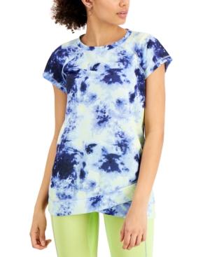 Tie-Dye Short-Sleeve T-Shirt