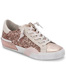 Zina Lace-Up Sneakers