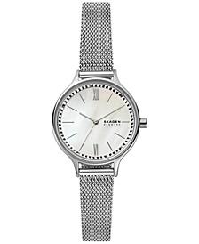 Women's Anita Stainless Steel Mesh Bracelet Watch 30mm