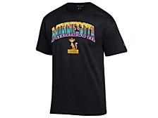 Minnesota Golden Gophers Men's Neon Vault Arch & Logo T-Shirt
