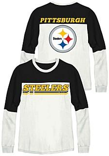 Pittsburgh Steelers Women's Comeback Crew Shirt