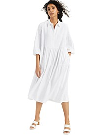 Tiered Midi Dress, Created for Macy's