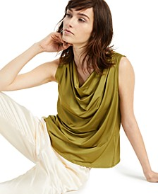 Cowlneck Tank Top, Created for Macy's
