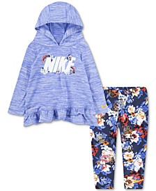 Baby Girls Top and Leggings Set