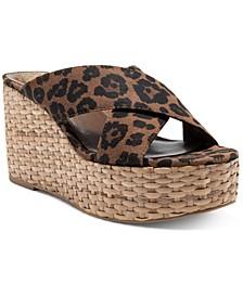 Women's Greathel Wedge Sandals