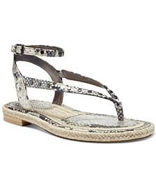 Women's Kelmia Strappy Thong Sandals