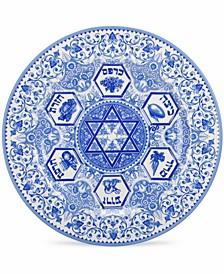 Dinnerware, Judaica Passover Seder Plate