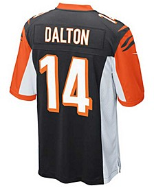 Kids' Andy Dalton Cincinnati Bengals Game Jersey, Big Boys (8-20)