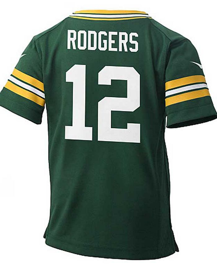Baby Aaron Rodgers Green Bay Packers Jersey