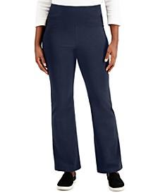 Petite Yoga Pants, Created for Macy's
