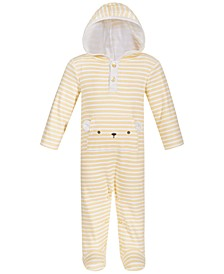 Baby Boys Bear Cotton Coverall, Created for Macy's