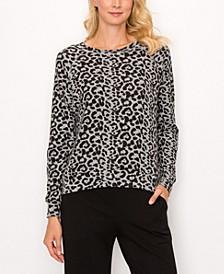 Women's Cozy Raglan Sweatshirt