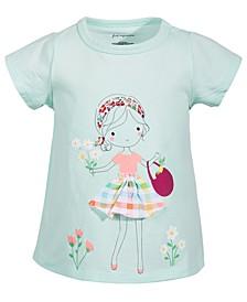 Toddler Girls Garden Cotton T-Shirt, Created for Macy's